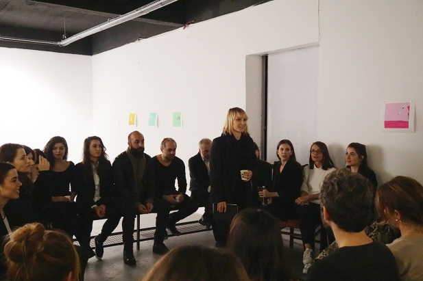 "Zoom Tpu Event, Istanbul Design Biennial Design ""Are we human?"" 2016"