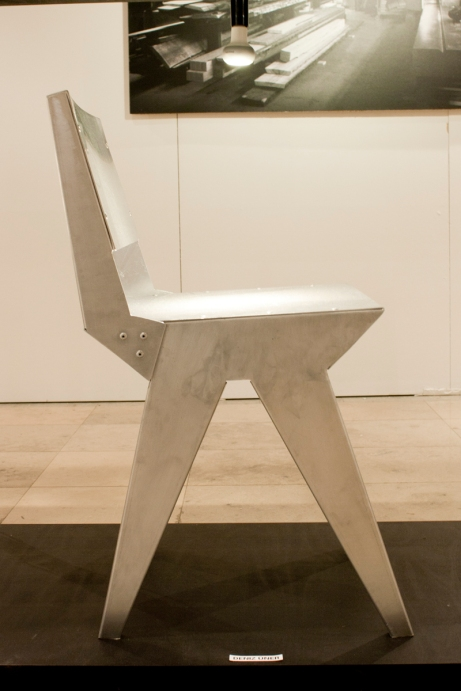 Alu Chair, Deniz Üner